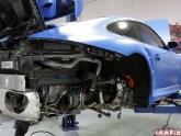 997TT Axle Install