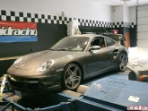 Baseline Dyno Run on the 997TT