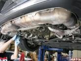 997TT JIC Cross Exhaust Install