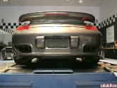 Porsche 997TT JIC Cross Exhaust