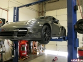 GMG Sway Bars Installed on Porsche 997 Turbo