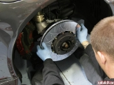 Brembo Rotor Installation