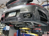 Agency Power Straight Pipes for 997 Turbo