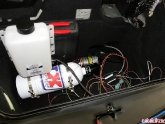 NX Ntercooler & AEM Water Install