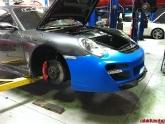 Installing the new Vorsteiner VRT Bumper