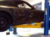 New GT2 Rear Wing and TechArt Side Skirts