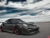 Porsche 997TT Video Shoot