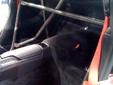 Agency Power Roll Cage for 997 Turbo