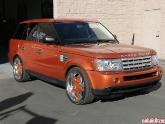 Larry's Custom Range Rover Sport