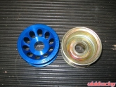 350Z Unorthodox Pulley Install