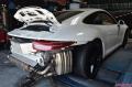 Porsche 991 Carrera S Cold Air Intake Testing