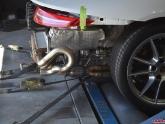 Agency Power High Flow Headers and 2nd Muffler Bypass Pipes Porsche 991 Carrera