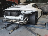 Porsche 991 Dyno Test Agency Power Center XPipe with 2nd Muffler Delete