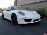 Porsche 991 Carrera S with H&R Springs and H&R 7mm Front 14mm Rear Spacers