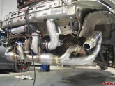 Connect Intercooler and Intake Pipes