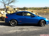 Acura Rsx On Advan Rz Wheels