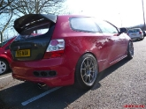 Weds Sport TC105N Wheels 17x8.5  5x114.3 Honda Civic
