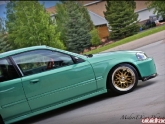 Honda Civic Hatch 1996 Jline Wheels
