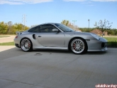 Adam's Porsche 996TT with HRE C21 Wheels