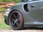 Porsche 996TT with Volk Time Attacks 19 Inch