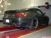 Adam's 996TT with Work VSXX Wheels