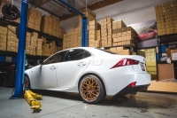 Agency Power Lexus IS250|350 Catback Exhaust