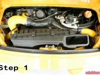 Agency Power 996TT Intake Kit