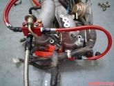 AP WRX Fuel Rail Install