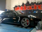 Porsche Panamera Product Testing