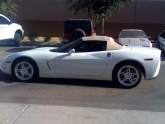 IForged Classic Wheels on C6 Corvette