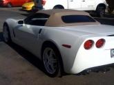 IForged Classic Wheels on C6 Corvette