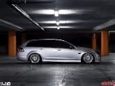 Holden Pontiac G8 Wagon Work Wheels Step Lip 19 Inch