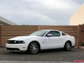 2011 Mustang GT 5.0 with Work GS1