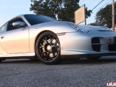 Porsche 996GT2 with HRE CF40 Wheels