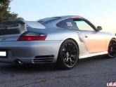 Porsche 996GT2 with HRE CF40 Wheels