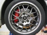 Cayman S Brembo Upgrade