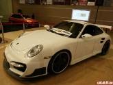 Ari W Porsche 997C2 to GT Street Conversion