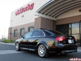 Audi S4 Fitted with KW Coilovers