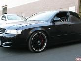 B5 Audi A4 - HRE, Neuspeed, Sparco, Agency Power, Brembo