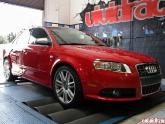 Audi S4 on Dyno