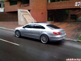 VW Passat with H&R Coilovers
