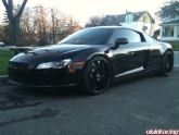 Brad's Audi R8 V10 With Hre 793r 20 Inch Wheels
