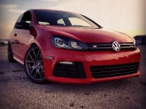 KW Suspension on Golf R