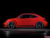 Volkswagen Beetle Turbo 2012 with H&R Springs