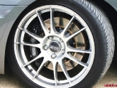 Johns VW MK6 GTI 2011 with StopTech Big Brake Kit