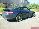 Bao IForged Essen Wheels on 996C2