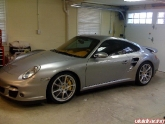 Bill's 997 Turbo with GT2 Wheels