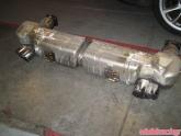 AP Exhaust Install