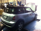 Ryan's Mini Cooper S Turbo