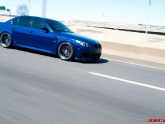 Customers BMW M5 with Brembo and AP